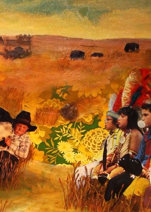 play cowboys and injuns thumb