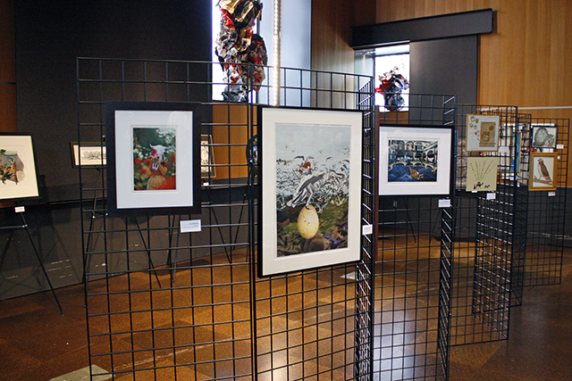 First Friday Group Show – Vancouver Public Library